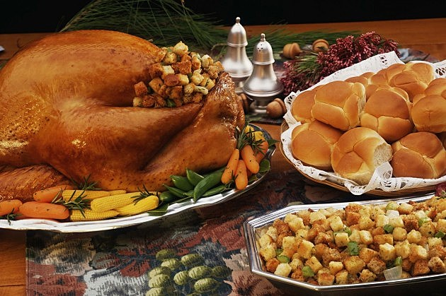 How many calories will be in your thanksgiving dinner for What to eat on thanksgiving dinner