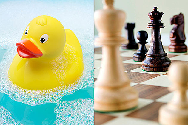 Rubber Duck, Chess