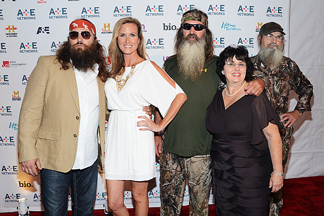 'Duck Dynasty' cast
