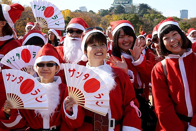 A Look at How the Rest of the World Celebrates Christmas