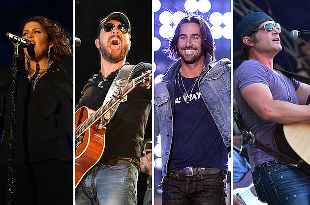 Country Jam - Lady Antebellum, Eric Church, Jake Owen, and Jarrod Niemann