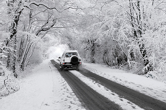 Winter Driving Advice 5 Important Things You Should Know
