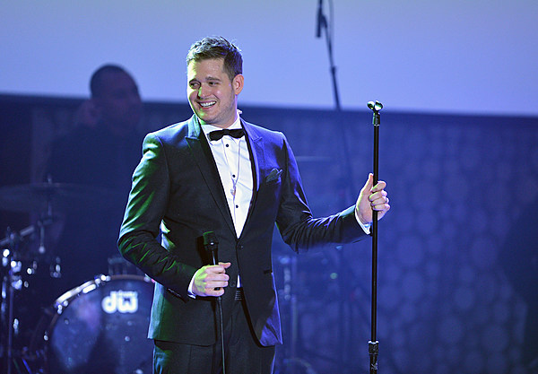Win A Trip To See Michael Buble In New York City