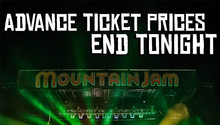 advance ticket prices end tonight