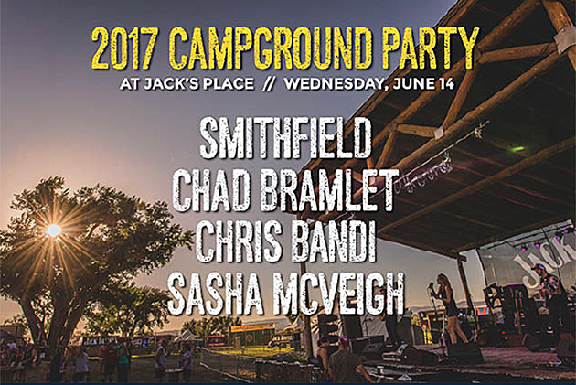 CJ Campground Party