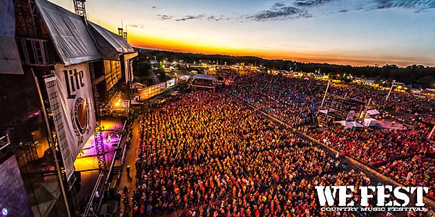 WE Fest Crowd