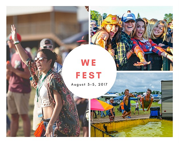 WE FEST 2017